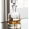 """Traditional Decanter- 10.5"""" h 5.5"""" d"""