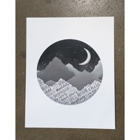 """Made by Nate """"Listen to the Mustn'ts"""" Print"""