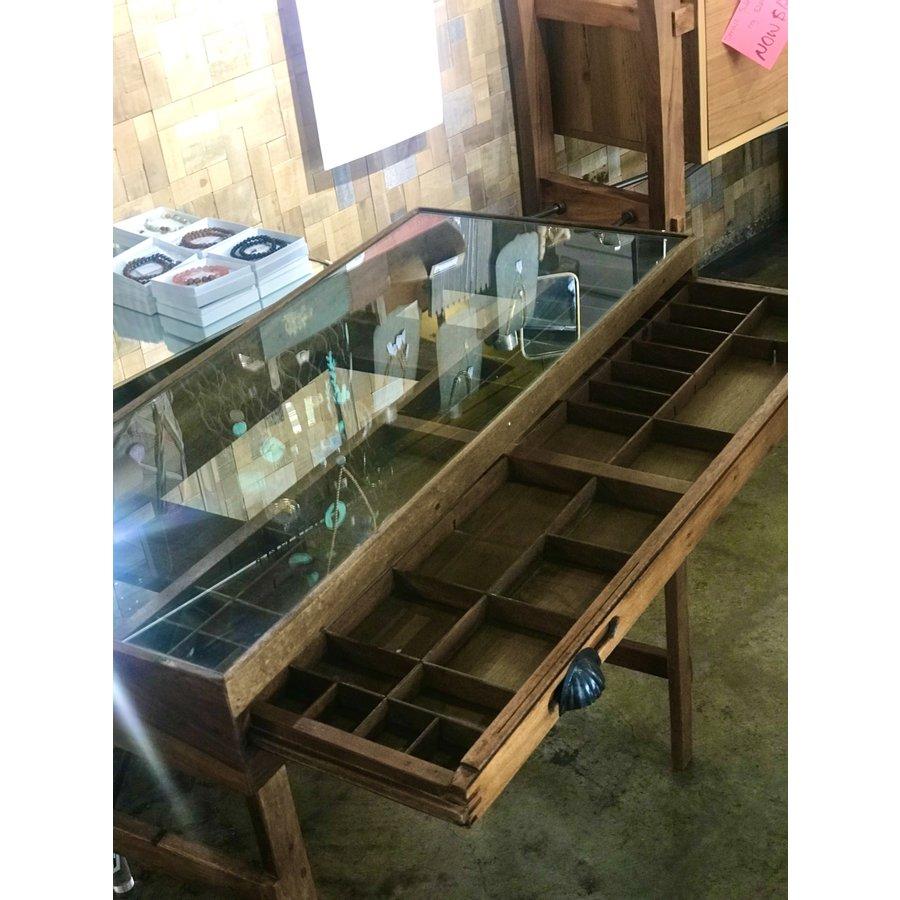 Print Tray Desk