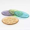 One Hundred 80 Degrees Vintage, Pressed Glass Plate