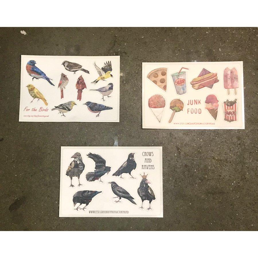 Sticker Sheet fromvictoryroad