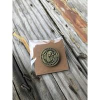 Kansas/Bison Lapel Pin