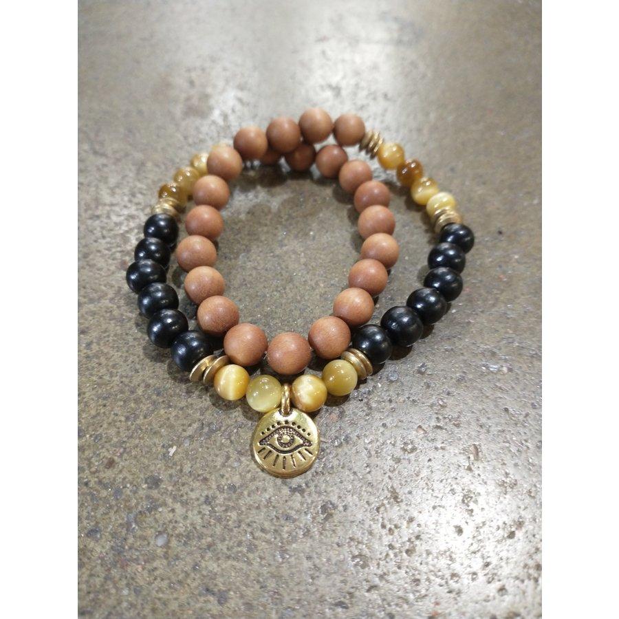 Optimistic Elephant Wrap Bracelet