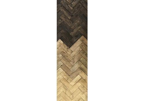 Glacier Wood Design Co Herringbone 3 10