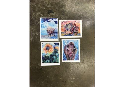 "Emily Miller Yamanaka Assorted Prints 11""x14"""