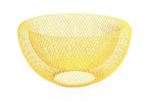 MoMA Wire Mesh Bowl
