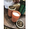 ICTMakers Peach Colored, Bison Candle