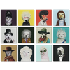 Pets Rock Animal Coasters Icons: Hollywood and More