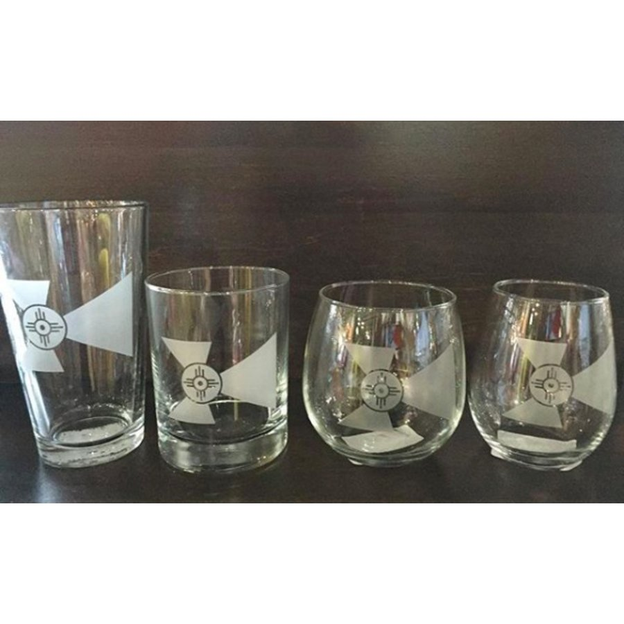 ICT Pint Glass Set