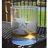 The Workroom ICT Rocks Glass