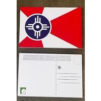 ICT FLAG Postcard