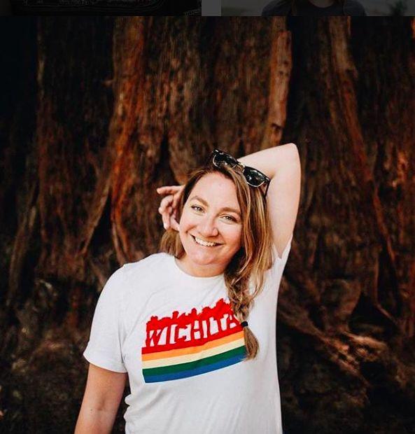 Trail Threads Wichita Pride Tee