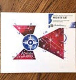 Elisabeth Owens Ad Astra Flag Print no.4