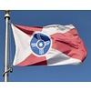 Silk Screened Wichita Flag