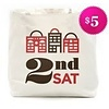 2nd Sat Tote Bag