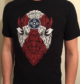 Trail Threads Bison Tee