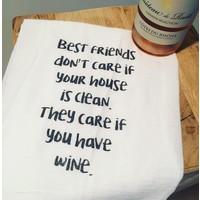 Stash Tea Towel