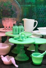 Mosser Glass Glass Cake Stand