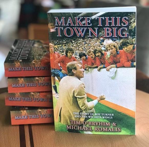 Michael Romalis Make This Town Big Book