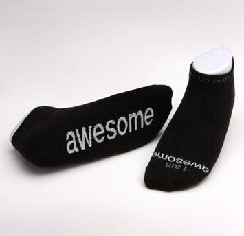 Notes to Self Notes to Self Socks