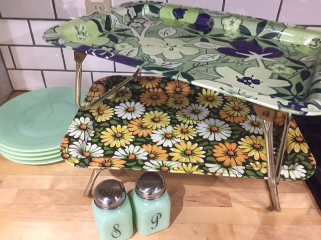 The Workroom Marsh Allen '80s Lap Tray Table