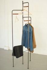 The Workroom Wood and Metal Folding Rack