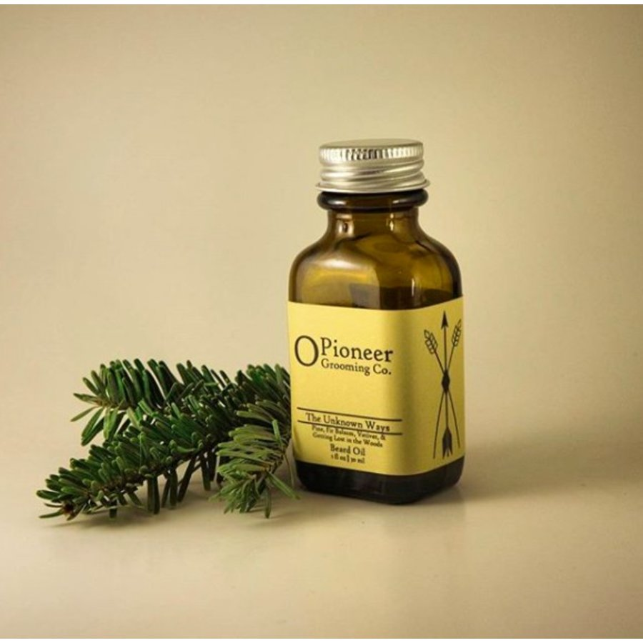 O Pioneer Beard Oil