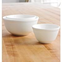 Glass Mixing Bowl, Set of 3