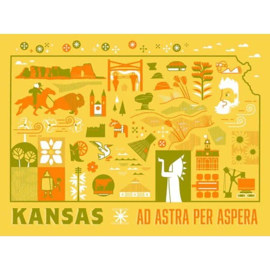 Kansas Print - Patrick Giroux