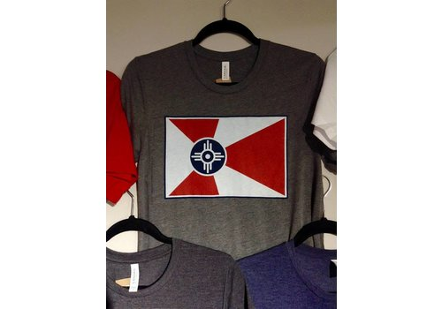 The Workroom True Color Wichita Flag Shirt
