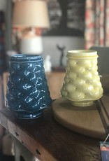 Rincones Pottery Handmade Tufted Vase