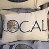 "Julio Designs ""Local"" 16""x12' Lumbar Pillow"