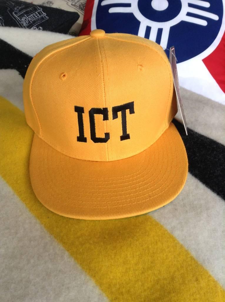 Aidee Gandarilla Flat Bill Embroidered Hat