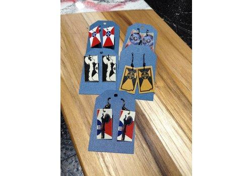 ICTMakers ICT Keepers Earrings