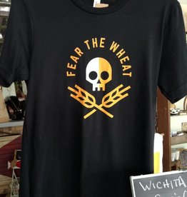 Heartlandia by Gardner Design Fear the Wheat T-Shirt