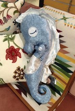 Feather B Stuffed Seahorse Toy