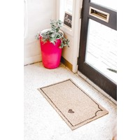 KS State-o-Love Door Mat