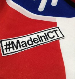 Aidee Gandarilla Made in ICT patch