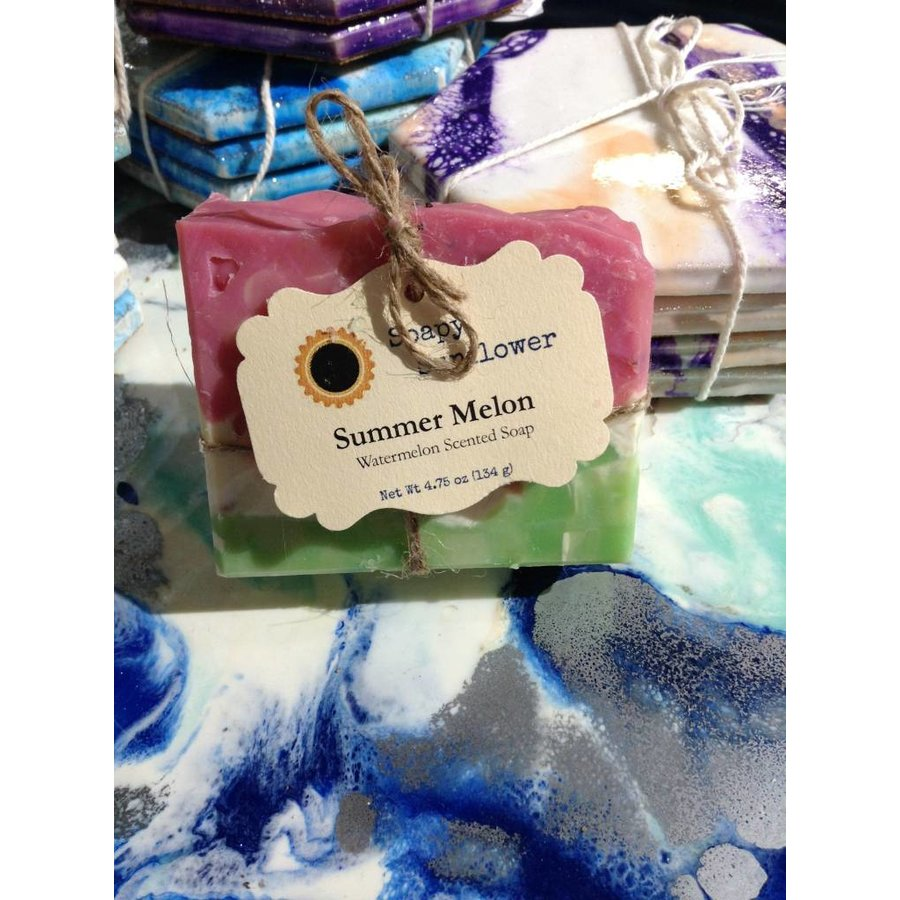 Sunflower State Soap