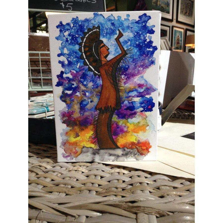 5 x 7 Canvas Keeper