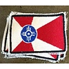 ICT Flag Embroidered Patch