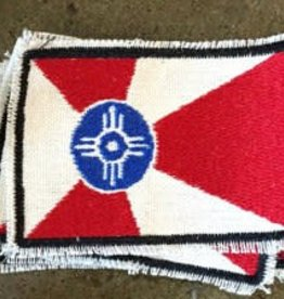 Aidee Gandarilla ICT Flag Embroidered Patch