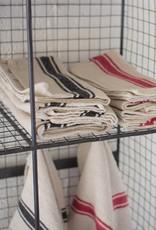 Kalalou Cotton Kitchen Towel/Red Stripe
