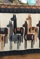 Vintage Vintage Llama Tapestry