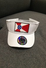 Aidee Gandarilla Flag patch Visor
