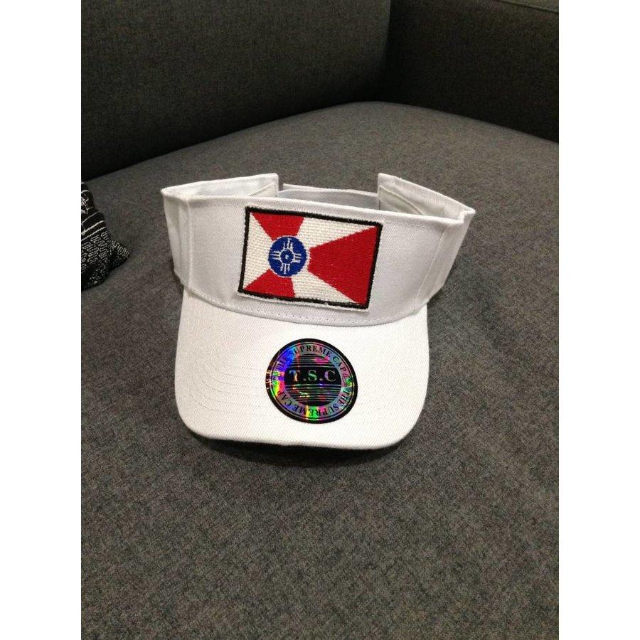 Flag patch Visor