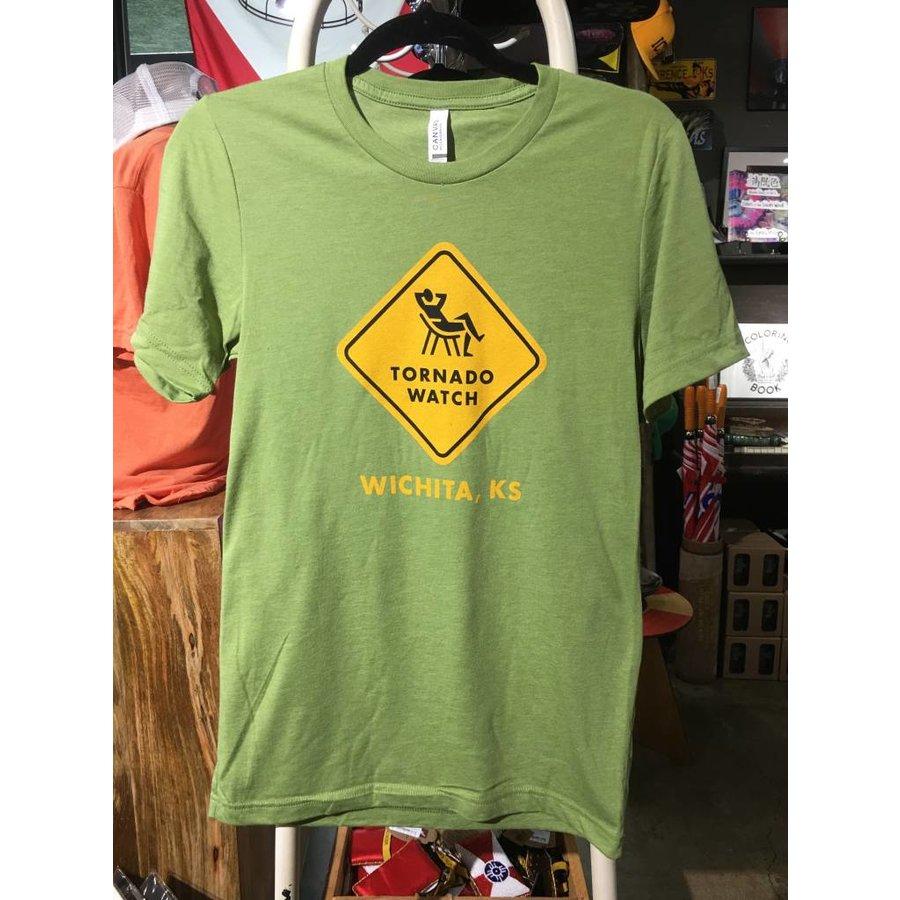 Tornado watch T-shirt