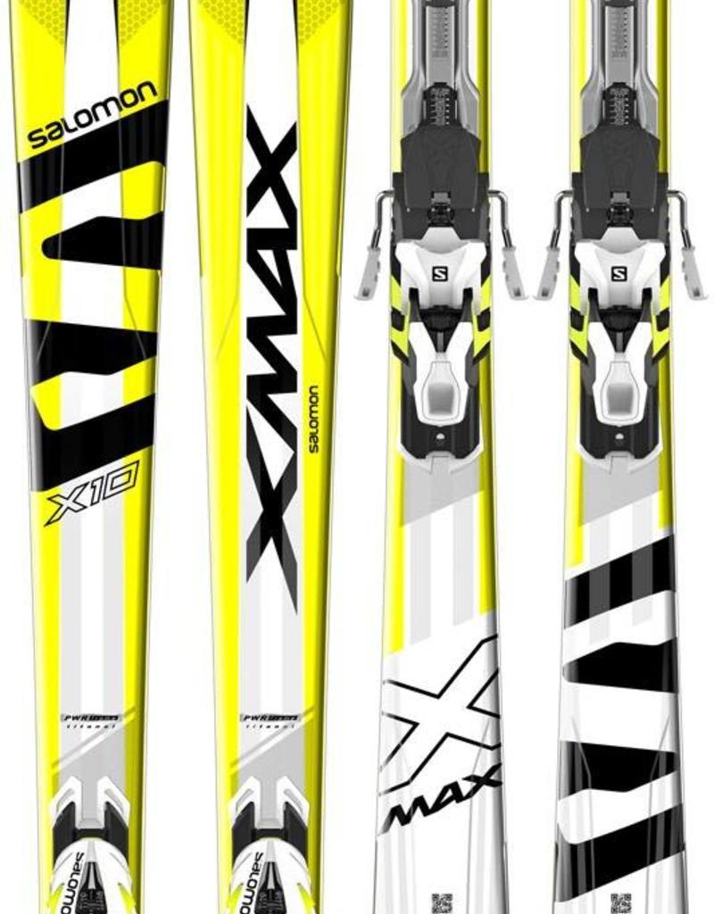 SALOMON SALO X-MAX X10 + XT12 C90 169