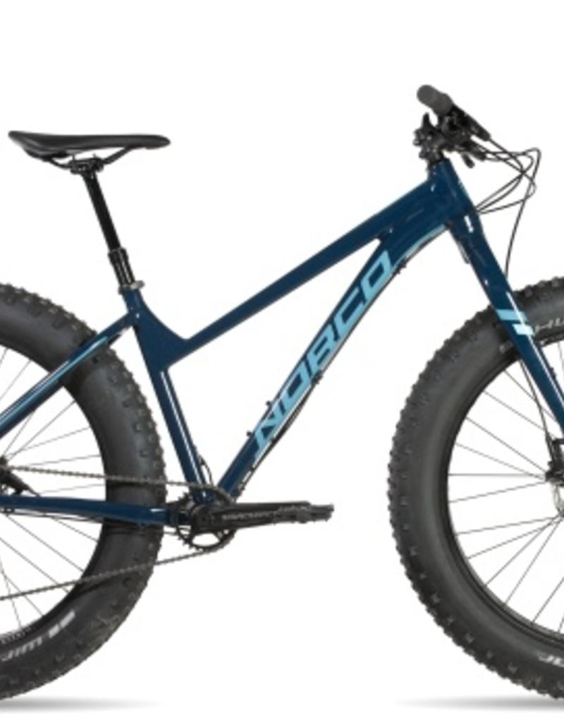 NORCO Norco Bigfoot 1 XL Blue Fatbike