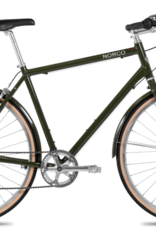 NORCO NORCO CITY GLIDE 7SPD MED ARMY GREEN
